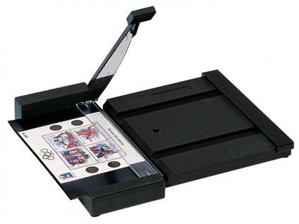 LINDNER 7004 Schneidemaschine Schneidegerät Gross breite 170 mm Für Papier Folien Pappe Karton Klemmstreifen