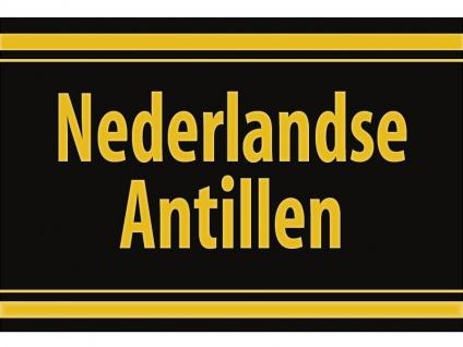 """1 x SAFE 1130 SIGNETTE Aufkleber selbstklebend """" Nederlandse Antillen """" Niederländische Antillen - Vorschau 1"""