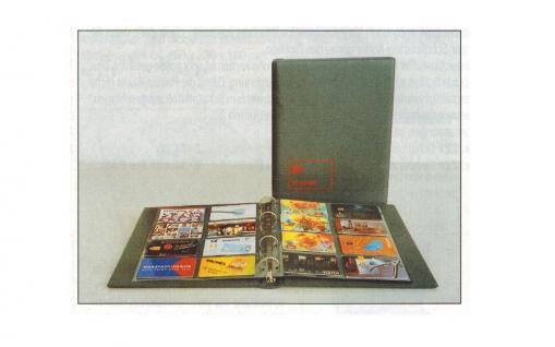 100 SAFE 7556 Ersatzetiketten für die Ergänzungsblätter 7555 für Telefonkarten - Vorschau 2