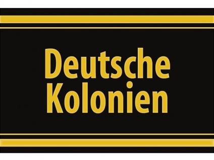 """1 x SAFE 1130 SIGNETTE Aufkleber selbstklebend """" Deutsche Kolonien """""""