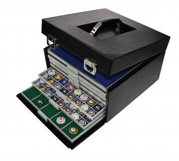 SAFE 6325 BEBA MAXI Champagner Sammelboxen - Koffer + 7 x Boxen 6708 für 448 Champagnerdeckel & Kronkorken - Vorschau 5