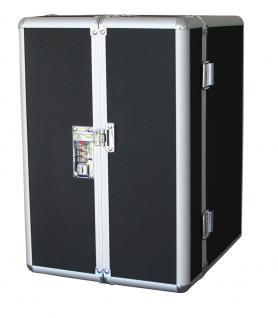 SAFE 201 ALU SAMMLER-SAFE Koffer mit Griff (leer) Für Briefmarkenalben Münzalben Banknotenalben - Vorschau 3
