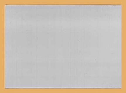 1000 x KOBRA T80 Schutzhüllen Einsteckhüllen Hüllen aus Hartfolie Für Briefe C6 Format 118 x 170 mm