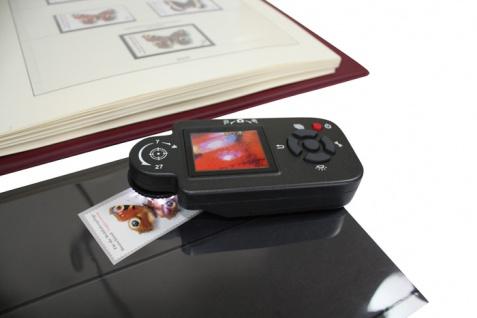 Lindner 9115 Magnicam Mobiles Digital-mikroskop 7 -108 Fach + Led + Zubehör - Vorschau 4