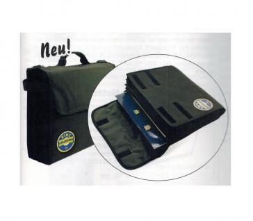 SAFE 197 Sammeltasche Fächertasche mit 8 Fächern Für Militaria & Orden & Ehrenzeichen & Antiquitäten