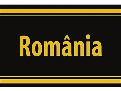 "1 x SAFE 1130 SIGNETTE Aufkleber selbstklebend "" Romania "" Rumänien"