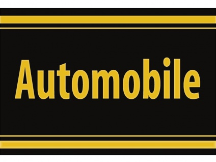 "1 x SAFE 1130 SIGNETTE Aufkleber selbstklebend "" Automobile """