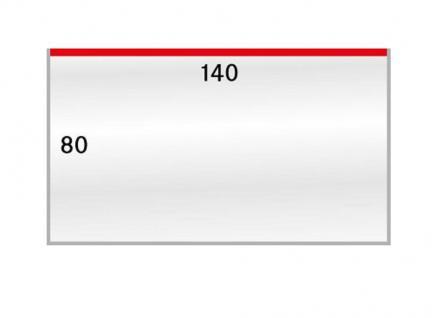 1000 x LINDNER 893LP Schutzhüllen Hüllen Banknotenhüllen 140 x 80 mm Banknoten Papiergeld