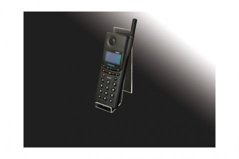 3 x SAFE 5275 Acryl Objektaufsteller Telefon Handy Ständer geeignet Für alle Iphones Smartphones - Vorschau 2