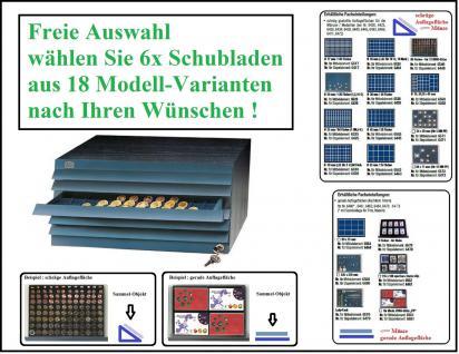 SAFE 6500 Classic Holz Möbelelement mit 6 Schubern Schubladen FREIE AUSWAHL