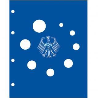 5 x SAFE 7845 TOPset Münzblätter Ergänzungsblätter Münzhüllen für DM KMS Kursmünzensatz Deutsche Mark 1 Pfennig bis 5 DM Deutsche Mark Münzen