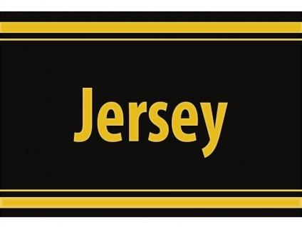 "1 x SAFE 1130 SIGNETTE Aufkleber selbstklebend Kanalinseln "" Jersey """