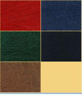 KOBRA G17 Blau ETB - Erstagsblatt - Album Sammelalbum mit 20 glasklaren Blättern G17E für 40 ETB 's - Vorschau 2