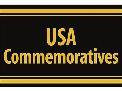 "1 x SAFE 1130 SIGNETTE Aufkleber selbstklebend "" USA Commemoratives """