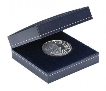 SAFE 7915 Blaues Münzetui Münzen Etui mit Schmuckprägung Für Deutsche 10 & 20 Euro Gedenkmünzen - Vorschau 2