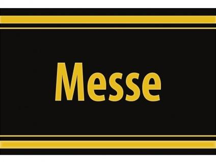 """1 x SAFE 1130 SIGNETTE Aufkleber selbstklebend """" Messe """""""