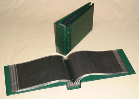 KOBRA G3K Schutzkassette - Kassette Schwarz Für die Alben G3 & GS4 & G9 - Vorschau 4