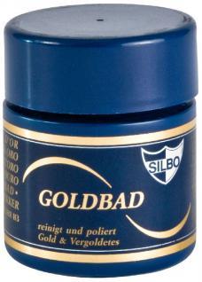 LINDNER 8014 SILBO Tauchbad Bad Reinigsbad 200 ml für Goldmünzen Goldschmuck