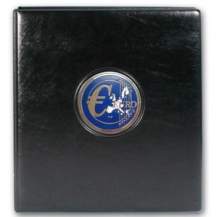SAFE 7340-6 PREMIUM EUROMÜNZALBUM Euro Münzalbum (leer) zum selbst befüllen bestücken - Vorschau 1