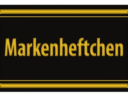 """1 x SAFE 1130 SIGNETTE Aufkleber selbstklebend """" Markenheftchen """""""