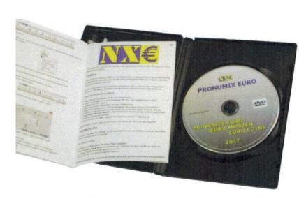 SAFE Numix Euro 2017 Münzen Software Katalog Sammlerverwaltung DVD CD-ROM 1999 - 2016 - Vorschau 2