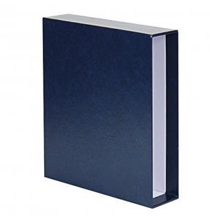SAFE 489 Blaue Schutzkassete für SAFE 480 Compact A4 Classic Ringbinder Album