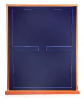 SAFE 6872 Nova Exquisite Holz Münzboxen 2 Eckige Fächer 102x163 mm Für EPALUX Euro PP Sets - Vorschau 2