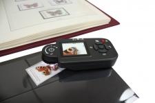 LINDNER 9115 MAGNICAM Mobiles Digital-Mikroskop 7 -108 fach + LED + Zubehör