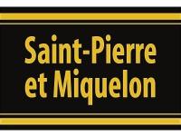 "1 x SAFE 1130 SIGNETTE Aufkleber selbstklebend "" Saint-Pierre et Miquelon """