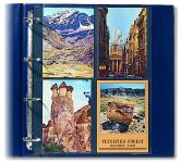 5 x SAFE 5470 Compact A4 Hüllen Spezialblätter A4 Postkartenhüllen Postkarten Ansichtskarten