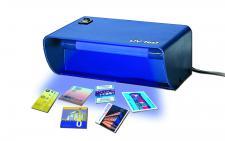 SAFE 1030 UV Standtestgerät 220V - 4 W UV-Röhre 366nm Tester Prüfer Für Briefmarken Münzen Banknoten Geldscheine