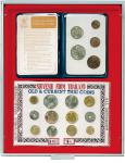 LINDNER 2100 Münzbox Münzboxen Standard ohne Facheinteilung 210 x 270 mm Münzen Blister Münzkapseln