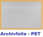 "100 x KOBRA T83Q-PET Schutzhüllen Hüllen "" Archivfolie PET"" Für Briefe Postkarten Banknoten 128 x 190 mm"