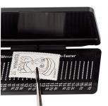 """LINDNER 2099 """" Phila-Combi-Box"""" - Zähnungsschlüssel"""