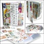 """SAFE 7921 Banknotenalbum """" Maxi """" Ringbinder mit 20 transparenten Hüllen für bis zu 110 Banknoten"""