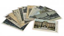 50 x SAFE 9252 Postkartenhüllen Schutzhüllen Hüllen offene Breitseite 149 x 103 mm Ansichtskarten Postkarten