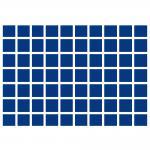 1 x SAFE 5945-1 Blaue Schubladen 70 Münzen 26 mm für die Kassetten 6590 & 6591 Ideal für 2 Euro Gedenkmünzen