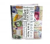 """SAFE 7921-0 Banknotenalbum """" Maxi """" Ringbinder Album Sammelalbum (leer) zum selbst befüllen für Banknoten - Papiergeld Geldscheine"""