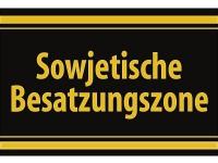 """1 x SAFE 1130 SIGNETTE Aufkleber selbstklebend """" Sowjetische Besatzungszone """" SBZ"""
