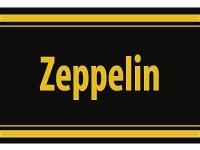 "1 x SAFE 1130 SIGNETTE Aufkleber selbstklebend "" Zeppelin """