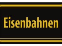 """1 x SAFE 1130 SIGNETTE Aufkleber selbstklebend """" Eisenbahnen """""""