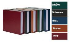 KOBRA G19K Blau - Schutzkassette - Kassette Für die Ringbinder Sammelalbum Maxi G19B
