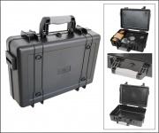 SAFE 223 Safety Security Sicherheits Koffer 38 x 26 x 12, 5 cm luftdicht wasserdicht schwer entflammbar
