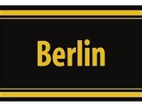 "1 x SAFE 1130 SIGNETTE Aufkleber selbstklebend "" Berlin """