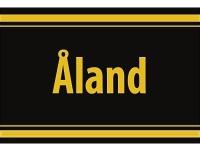 """1 x SAFE 1130 SIGNETTE Aufkleber selbstklebend """" Aland """""""