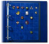 2 x SAFE 5510 Compact A4 Einstecktafeln Ergänzungsblätter Spezialblätter für Anstecknadeln