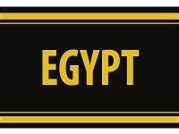 "1 x SAFE 1130 SIGNETTE Aufkleber selbstklebend Ägypten "" Egypt """