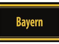 "1 x SAFE 1130 SIGNETTE Aufkleber selbstklebend "" Bayern """