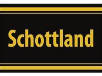 """1 x SAFE 1130 SIGNETTE Aufkleber selbstklebend """" Schottland """""""