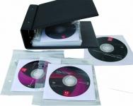 SAFE 497 SAFE CD Album Blau mit 20 Blättern für 40 CD 's DVD Blue Ray